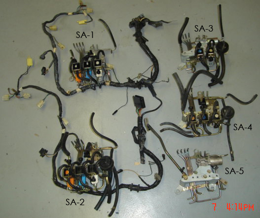 1983 mazda rx 7 wiring harness diagram